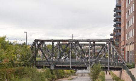 Bridge in Denver